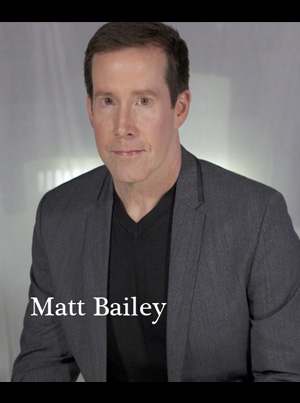 Matt Bailey headshot